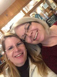 Patty und Tanja